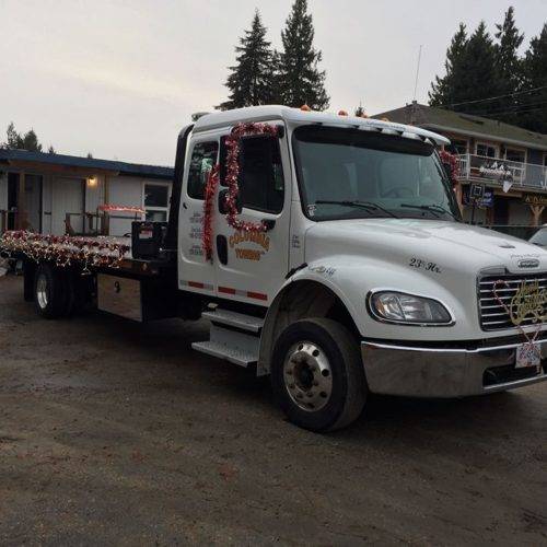 Columbia Towing in Revelstoke, Sicamous, Golden BC